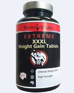 Anabolic Weight Gain Tablets Pills - For Quick Muscle Mass Growth!