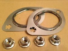 MG ZT 260 V8 & Rover 75 V8 Exhaust Manifold to Downpipe gasket kit WCM000210