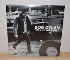 BOB DYLAN - Life and Life Only Live, Import Ltd 2LP BLACK VINYL Gatefold NEW!