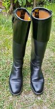 hawkins royale leather horse riding boots size4