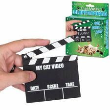 Accoutrements Cat Video Clapperboard Movie Clapper Board #.321877