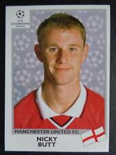 PANINI LIGUE DES CHAMPIONS 1999-2000 - NICKY BUTT (MANCHESTER UNITED) #130