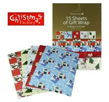 Xmas Gift Wrap & Tags Pack