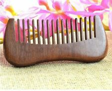 Chinese Red Sandal Wood Comb Hair Comb No Static