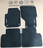 VW Amarok original floor mats fabric mats velours mats carpet mats