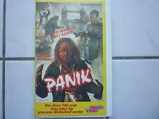 Panik (Janet Agren David Warbeck Bakterion! Italo Horror VHS Pront Video 1983!!)
