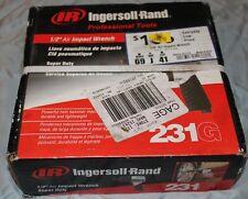 "Ingersoll-rand 1/2"" impact #231G"