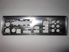 ASUS P5B Intel P965 ICH8 LGA775, IO I/O Shield Backplate for Motherboard (Used)