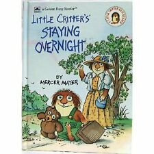 Little Critters Staying Overnight (Road to Readin