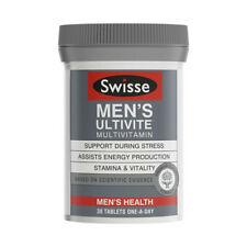 Swisse Ultivite Men's Multivitamin Tablets 30 Pack