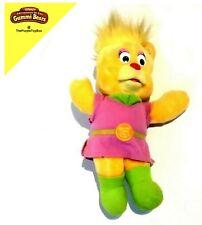 "Vintage 1985 Disney/Fisher Price ~ Gummi Bears ~ SUNNI GUMMI ~ 13"" Plush Bear"