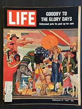 Life Magazine February 27 1970  Hollywood Its Past Up For Sale
