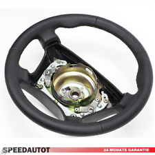Leather Steering Wheel New Leather Cover Mercedes W210 E-Class