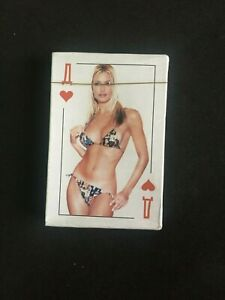 Old nude playing cards Beautiful woman 36 cards NEW