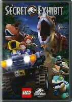 LEGO Jurassic World The Secret Exhibit DVD Kids & Family DVD  NEW