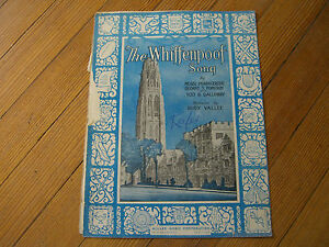 The Whiffenpoof Song - Minnigerode, Pomeroy & Galloway - Miller Music -1936