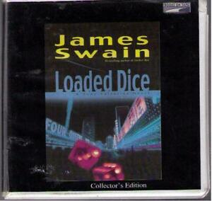 Loaded Dice by James Swain (2004) CD COMPLETE & UNABRIDGED Tony Valentine