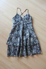 Esprit  Kleid  36  schwarz grau  NP 90 € Neu
