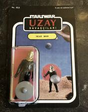 Uzay~Star Wars.~ Headman~MOC~Custom Carded~ SAVASCILARI~SB Products