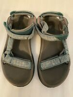 Teva Terra Fi 4 Women's Sandals Size 9 New W/Box North Atlantic Wide 1004486