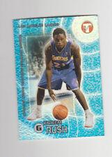 2002-03 Topps Pristine Rookie Kareem Rush /1899 Refractor # 108