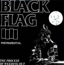 """Black Flag - Process of Weeding Out [New Vinyl] 10"""""""