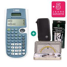 TI 30 XS MultiView Taschenrechner + Schutztasche GeometrieSet Garantie