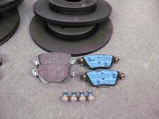 Original Ford Bremsscheiben und Beläge hinten Mondeo MK3 Kombi 1676983 1204845