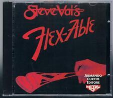 STEEVE VAI FLEXABLE CD ARMANDO CURCIO ED.