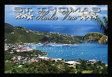 Recipe postcard US Travel Beverage Alcohol Taste o' the Tropics Rum Punch VI