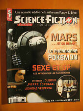 Science Fiction Magazine N° 9- Sexe & SF-Mars et on repart- Le phénomène Pokemon