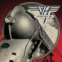 NEW - A Different Kind of Truth by Van Halen (CD, Feb-2012, Interscope (USA))