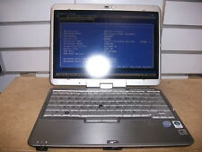 HP ELITEBOOK 2710P LAPTOP -  WORKING FOR PARTS OR REPAIR