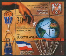 YUGOSLAVIA-MNH-BLOCK-BASKETBALL-INDIANAPOLIS-2002.