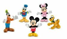Fisher-Price Disney Mickey Mouse Clubhouse Pals 5 Fun Figures New