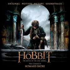 Howard Shore - The Hobbit: The Battle Of The Five Armies (NEW CD)