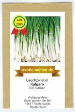 Lauchzwiebel - Winterzwiebel - Kalgaro - winterhart - 300 Samen