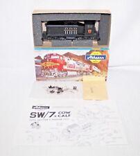 Athearn HO 4008 SW/7 Cow Pennsylvania #1478 Diesel Switcher Transfer Locomotive