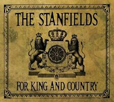THE STANFIELDS - FOR KING AND COUNTRY  CD NEU