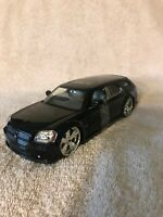 NEW 2005 Jada Toys DUB CITY KUSTOM$ BLACK 2006 DODGE MAGNUM R/T VHTF! 1/24 scale