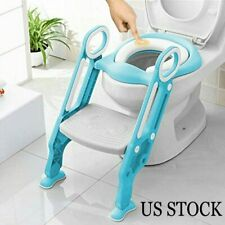 Baby-Kids-Potty-Training- Seat-with-Step-Stool-Ladde r-Child-Toddler-Toilet-Cha ir
