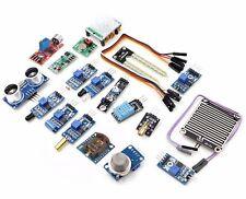 16Pcs Sensor Module Kit Laser Ultrasonic For Raspberry Pi 2 Pi2 Pi3 Arduino