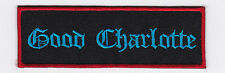 GOOD CHARLOTTE     PATCH   ECUSSON  Patch thermocollant