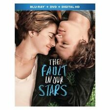 The Fault in Our Stars: Blu-Ray + DVD + Digital HD (2-Disc Set) Romance Story