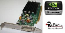 SCHEDA VIDEO GRAFICA PCI EXPRESS 128MB DDR2 NVIDIA NVS QUADRO 285 DMS 59