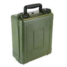 Unbranded Green Airtight/Watertight Hard Case without Foam
