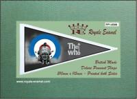 Royale Antenna Pennant Flag MOD JIMMY QUADROPHENIA FP1.0306