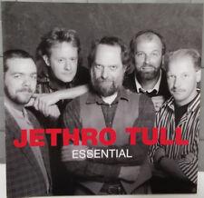 """JETHRO TULL """"ESSENTIAL"""" CD NUEVO SELLADO 16 CANCIONES FOLK ROCK PROGRESIVO"""