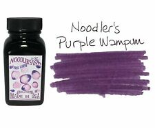 Noodler's Fountain Pen Ink - 3oz Bottle - 19045 - Purple Wampum