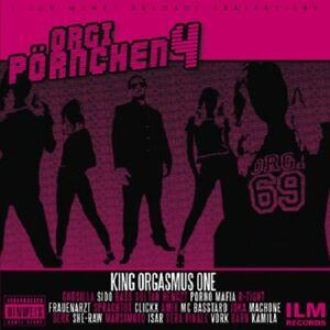 Orgi Pörnchen 4 Soundtrack CD (Sido, MC Basstard, Hengzt, King Orgamus One)